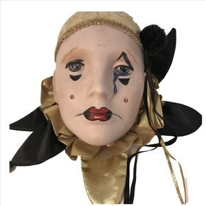 Other - New Orleans  Style Mardi Gras Wall Hanging Mask